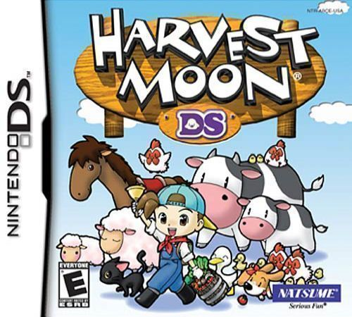 0561 - Harvest Moon DS