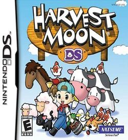 0561 - Harvest Moon DS ROM
