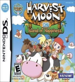 2609 - Harvest Moon DS - Island Of Happiness (JunkRat) ROM