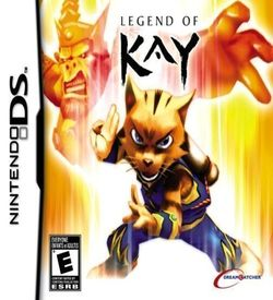 4999 - Legend Of Kay ROM