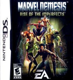 0128 - Marvel Nemesis - Rise Of The Imperfects ROM
