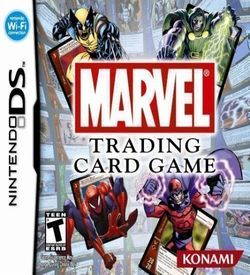 1101 - Marvel Trading Card Game ROM