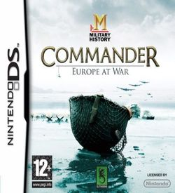 3546 - Military History Commander - Europe At War (EU) ROM