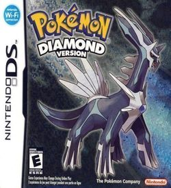 1284 - Pokemon Diamond Version (v1.13) ROM