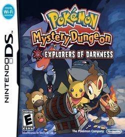 2243 - Pokemon Mystery Dungeon - Explorers Of Darkness (Micronauts) ROM