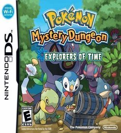 2244 - Pokemon Mystery Dungeon - Explorers Of Time (Micronauts) ROM