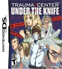 0122 - Trauma Center - Under The Knife ROM