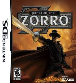 4199 - Zorro - Quest For Justice (EU)(BAHAMUT) ROM