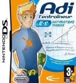 2772 - Adi L'Entraineur - 6eme & 5eme - Mathematiques Francais ROM