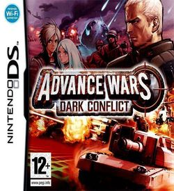 1968 - Advance Wars - Dark Conflict ROM