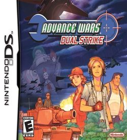 0088 - Advance Wars - Dual Strike ROM