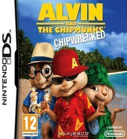 6027 - Alvin And The Chipmunks - Chipwrecked ROM