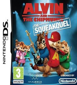 4709 - Alvin And The Chipmunks - The Squeakquel ROM