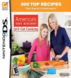 4901 - America's Test Kitchen - Let's Get Cooking ROM