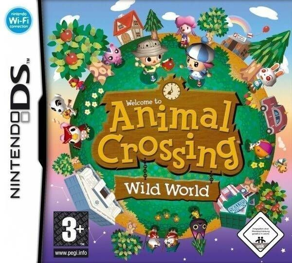 0389 - Animal Crossing - Wild World