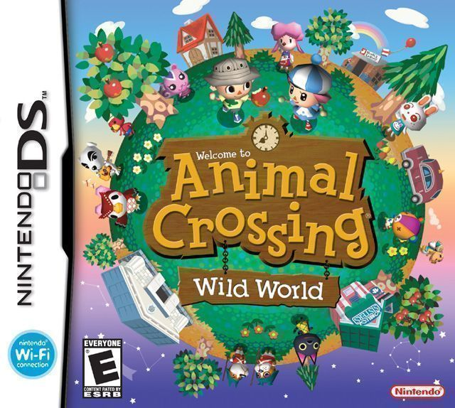 0223 - Animal Crossing - Wild World