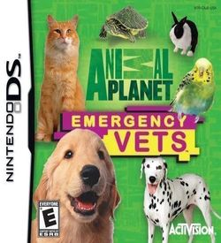 3827 - Animal Planet - Emergency Vets (US)(1 Up) ROM