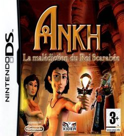 3109 - Ankh - Curse Of The Scarab King ROM