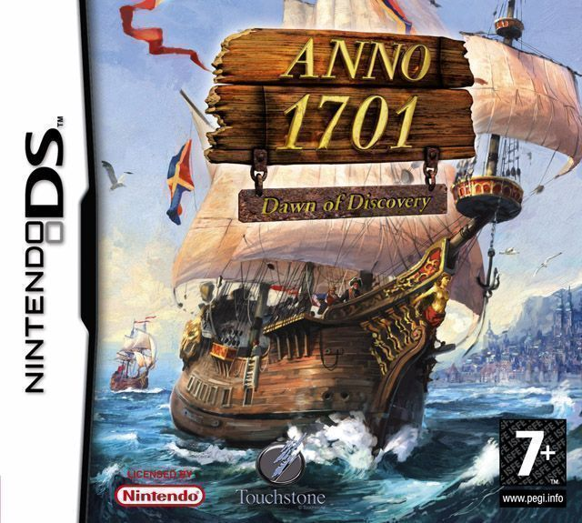 2173 - Anno 1701 - Dawn Of Discovery (Sir VG)