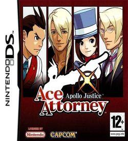 2313 - Apollo Justice - Ace Attorney ROM