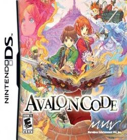 3504 - Avalon Code (US) ROM