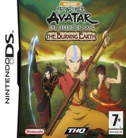 1557 - Avatar - The Last Airbender - The Burning Earth (YP5P) ROM