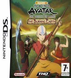 2855 - Avatar - The Legend Of Aang - Into The Inferno ROM