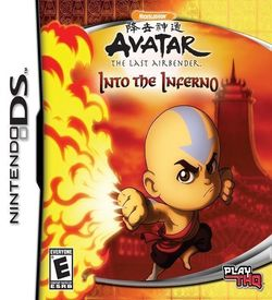 3010 - Avatar - The Legend Of Aang - Into The Inferno ROM