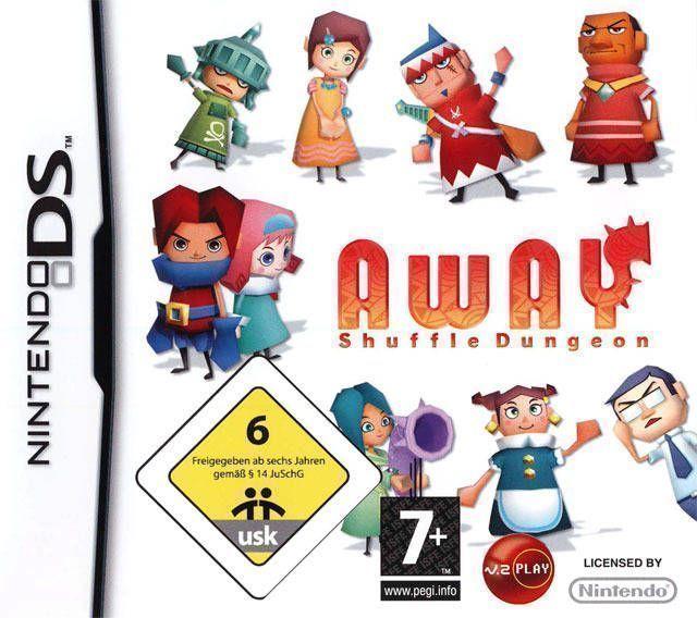 3544 - Away - Shuffle Dungeon (EU)