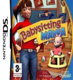 3521 - Babysitting Mania (EU) ROM