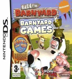 3096 - Back At The Barnyard - Barnyard Games ROM