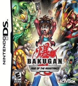 5884 - Bakugan - Rise Of The Resistance ROM