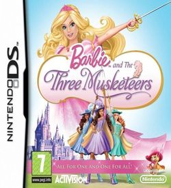 4477 - Barbie And The Three Musketeers (EU)(BAHAMUT) ROM