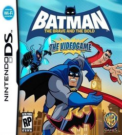 5486 - Batman - The Brave And The Bold - The Videogame ROM