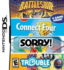 0959 - Battleship - Connect Four - Sorry! - Trouble Game ROM