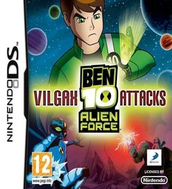 4428 - Ben 10 - Alien Force - Vilgax Attacks (EU)(BAHAMUT) ROM