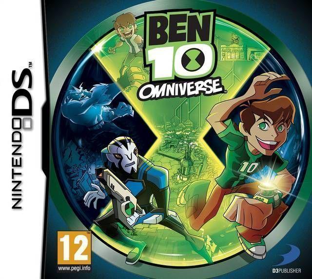 6136 - Ben 10 - Omniverse (ABSTRAKT)