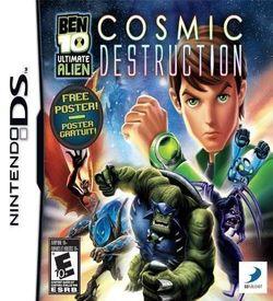 5545 - Ben 10 - Ultimate Alien - Cosmic Destruction ROM