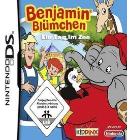 3608 - Benjamin Bluemchen - Ein Tag Im Zoo (DE)(1 Up) ROM