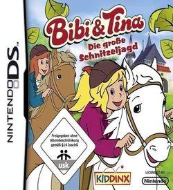 3609 - Bibi & Tina - The Great Paper Chase (EU)(1 Up) ROM