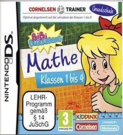 5812 - Bibi Blocksberg - Mathe Klassen 1 Bis 4 ROM