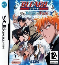 2059 - Bleach - The Blade Of Fate ROM