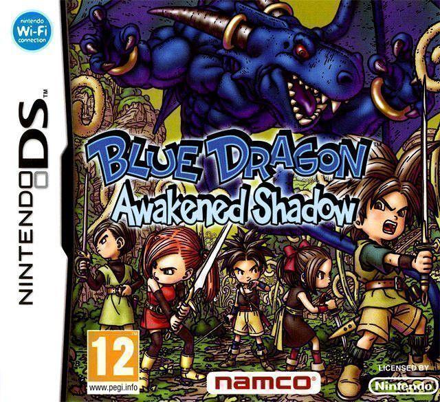 5511 - Blue Dragon - Awakened Shadow