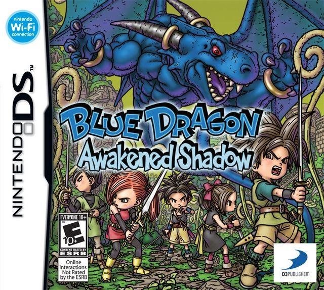 5252 - Blue Dragon - Awakened Shadow
