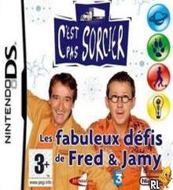 3577 - C'est Pas Sorcier - Les Fabuleux Defis De Fred & Jamy (FR)(Vortex) ROM
