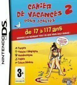 3945 - Cahier De Vacances Pour Adultes 2 (FR) ROM
