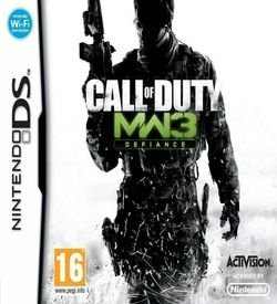 5941 - Call Of Duty - Modern Warfare 3 - Defiance ROM