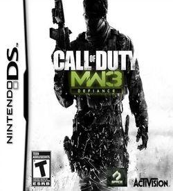 5877 - Call Of Duty - Modern Warfare 3 - Defiance ROM