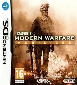 4424 - Call Of Duty - Modern Warfare - Mobilized (EU)(BAHAMUT) ROM