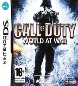2945 - Call Of Duty - World At War ROM